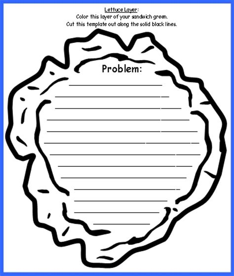 Book report template for kids